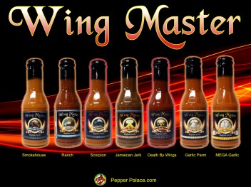 Wing Master – Awesome Wing Sauces